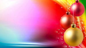 regenboog kerstmis